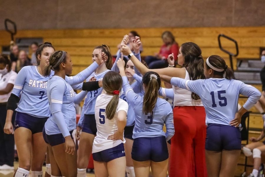 Volleyball team excited to take on region