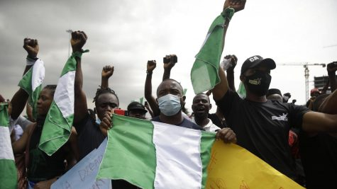 Disbanment of SARS in Nigeria