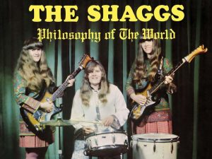 The cover art from The Shaggs' inadvertently landmark 1969 album,